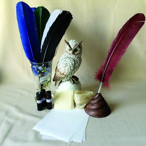 Magisches Schreibzeug