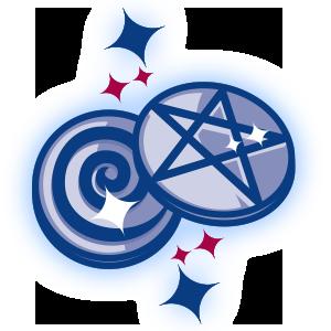 Pentagramm Amulette