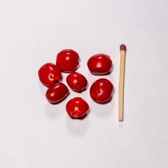 Rote Liebesperlen - Liebesmagnet