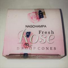 Fresh Rose - Dhoop Cones