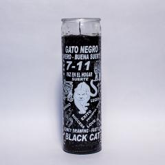 Lucky Black Cat - Schwarze Katze