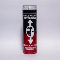 Reversible - Umkehren schwarz/rot