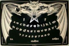 Ouija-Board - Gargoyle schwarz