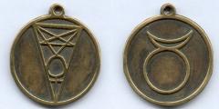 Amulett des Hexengottes Karnayna
