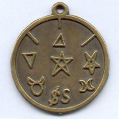 Amulett für erfolgreiche Hexen