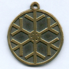 Hagal - Amulett