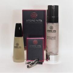 Pearl Gloss Styling Gel Frau - Pheromone für die Haare duft neutral